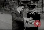 Image of Halibut oil to animals United Kingdom, 1954, second 7 stock footage video 65675026998