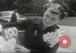 Image of Mrs Eisenhower Washington DC USA, 1954, second 8 stock footage video 65675027001