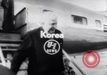Image of Secretary Charles E Wilson Seoul Korea, 1954, second 2 stock footage video 65675027002