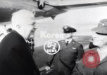 Image of Secretary Charles E Wilson Seoul Korea, 1954, second 4 stock footage video 65675027002