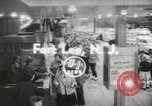 Image of double anniversary celebration Fort Lee New Jersey USA, 1954, second 1 stock footage video 65675027003