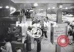 Image of double anniversary celebration Fort Lee New Jersey USA, 1954, second 3 stock footage video 65675027003