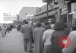 Image of double anniversary celebration Fort Lee New Jersey USA, 1954, second 7 stock footage video 65675027003