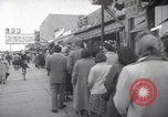 Image of double anniversary celebration Fort Lee New Jersey USA, 1954, second 8 stock footage video 65675027003