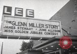 Image of double anniversary celebration Fort Lee New Jersey USA, 1954, second 10 stock footage video 65675027003