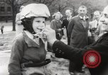 Image of boy on a motorcycle France, 1954, second 11 stock footage video 65675027004
