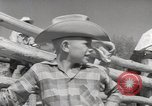 Image of Junior Rodeo John Day Oregon USA, 1954, second 10 stock footage video 65675027005