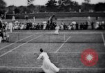 Image of fashion in tennis London England United Kingdom, 1965, second 6 stock footage video 65675027010