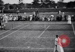 Image of fashion in tennis London England United Kingdom, 1965, second 10 stock footage video 65675027010