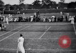 Image of fashion in tennis London England United Kingdom, 1965, second 11 stock footage video 65675027010
