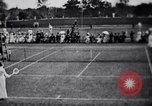 Image of fashion in tennis London England United Kingdom, 1965, second 12 stock footage video 65675027010