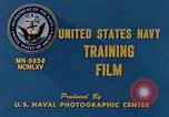 Image of a fighter jet rapidly sinking in water United States USA, 1965, second 10 stock footage video 65675027018