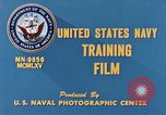 Image of a fighter jet rapidly sinking in water United States USA, 1965, second 11 stock footage video 65675027018