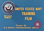 Image of a fighter jet rapidly sinking in water United States USA, 1965, second 12 stock footage video 65675027018