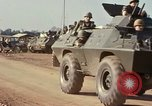 Image of V-100 armored car Saigon Vietnam, 1967, second 4 stock footage video 65675027029