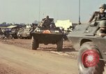 Image of V-100 armored car Saigon Vietnam, 1967, second 5 stock footage video 65675027029