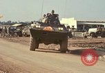 Image of V-100 armored car Saigon Vietnam, 1967, second 7 stock footage video 65675027029