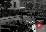 Image of Adolf Hitler Cheb Czechoslovakia, 1938, second 4 stock footage video 65675027041