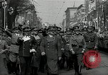 Image of Adolf Hitler Saarbrucken Germany , 1938, second 8 stock footage video 65675027042