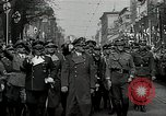 Image of Adolf Hitler Saarbrucken Germany , 1938, second 9 stock footage video 65675027042