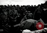 Image of Adolf Hitler eating Sudetenland Czechoslovakia, 1938, second 3 stock footage video 65675027043
