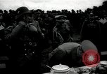 Image of Adolf Hitler eating Sudetenland Czechoslovakia, 1938, second 4 stock footage video 65675027043