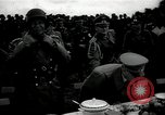 Image of Adolf Hitler eating Sudetenland Czechoslovakia, 1938, second 5 stock footage video 65675027043