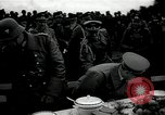 Image of Adolf Hitler eating Sudetenland Czechoslovakia, 1938, second 6 stock footage video 65675027043