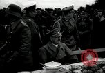 Image of Adolf Hitler eating Sudetenland Czechoslovakia, 1938, second 7 stock footage video 65675027043