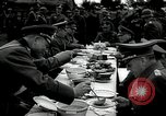 Image of Adolf Hitler eating Sudetenland Czechoslovakia, 1938, second 9 stock footage video 65675027043
