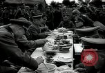 Image of Adolf Hitler eating Sudetenland Czechoslovakia, 1938, second 11 stock footage video 65675027043