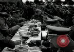 Image of Adolf Hitler eating Sudetenland Czechoslovakia, 1938, second 12 stock footage video 65675027043