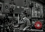 Image of Adolf Hitler Sudetenland Czechoslovakia, 1938, second 10 stock footage video 65675027044