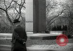 Image of President Wilson's statue Czechoslovakia, 1938, second 5 stock footage video 65675027045