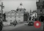 Image of old buildings Prague Czechoslovakia, 1938, second 5 stock footage video 65675027048