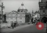 Image of old buildings Prague Czechoslovakia, 1938, second 6 stock footage video 65675027048