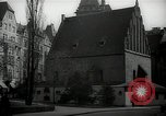 Image of Prague Jewish Town Hall Prague Czechoslovakia, 1938, second 5 stock footage video 65675027053