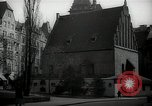 Image of Prague Jewish Town Hall Prague Czechoslovakia, 1938, second 6 stock footage video 65675027053