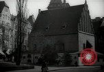 Image of Prague Jewish Town Hall Prague Czechoslovakia, 1938, second 9 stock footage video 65675027053