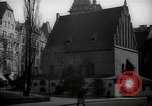 Image of Prague Jewish Town Hall Prague Czechoslovakia, 1938, second 10 stock footage video 65675027053