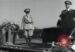 Image of Italian General Emilio De Bono Ethiopia, 1935, second 8 stock footage video 65675027057