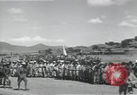 Image of Italian troops enter Ethiopian village Ethiopia, 1935, second 10 stock footage video 65675027060