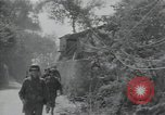 Image of soldiers Italy, 1942, second 2 stock footage video 65675027070
