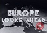 Image of European recovery after war Europe, 1950, second 4 stock footage video 65675027087