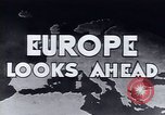Image of European recovery after war Europe, 1950, second 5 stock footage video 65675027087