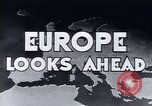 Image of European recovery after war Europe, 1950, second 6 stock footage video 65675027087