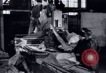 Image of recovery after war Europe, 1950, second 11 stock footage video 65675027088