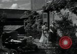 Image of woman farmer France, 1950, second 9 stock footage video 65675027097