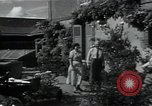 Image of woman farmer France, 1950, second 10 stock footage video 65675027097