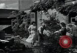 Image of woman farmer France, 1950, second 11 stock footage video 65675027097